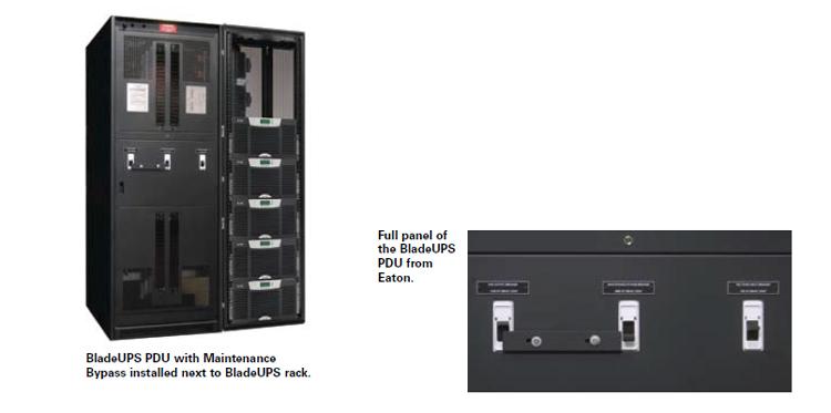 Eaton Bladeups Pdu With Maintenance Bypass Eatonguard Com