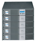 Eaton EX Rack/Tower UPS 2U with 4 EBMs