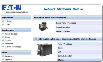 Eaton Ups Protection Software Eatonguard Com